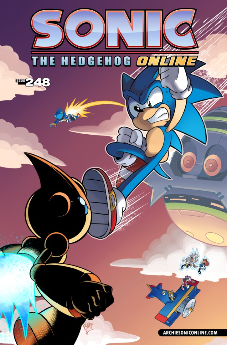 Archie Sonic Online/Mobius Legends - The Fan Made